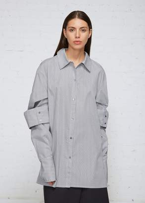 Delada Puffy Double Sleeve Shirt