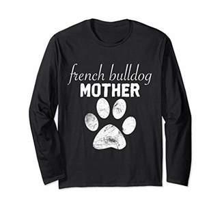 Frenchie Dog Mom I Love French Bulldog Shirt for Girls