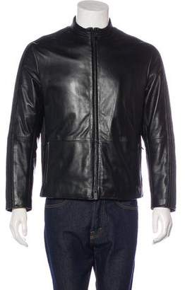 Armani Collezioni Lambskin Jacket