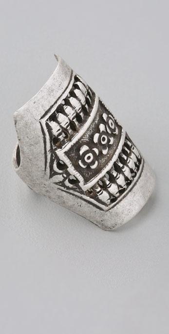 Dannijo Kache Tibetan Ring