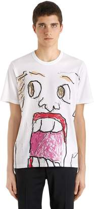 Marni Magdalena Suarez Cotton Jersey T-Shirt