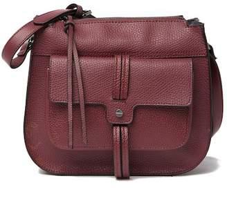 Danielle Nicole Logan Leather Crossbody Bag