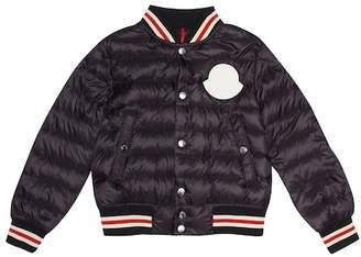 b15bc694b9b4 Moncler Enfant Corbiac padded down jacket