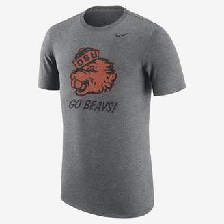 Nike College (Oregon State) Men's Tri-Blend T-Shirt