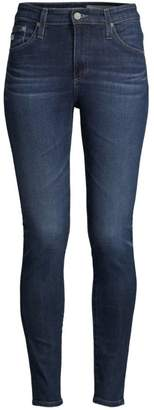 AG Jeans Farrah Stretch Skinny Ankle-Length Jeans
