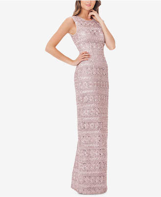 JS Collections Dress is extremely long