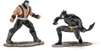 Schleich DC Comics Batman Vs Bane Figure