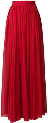 Elie Saab high waist maxi skirt