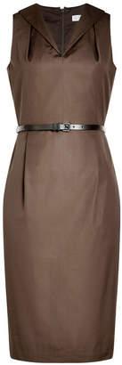 Max Mara Cotton Dress with Belt