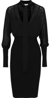 Bailey 44 Misfortunes Of Decency Stretch-Knit Dress