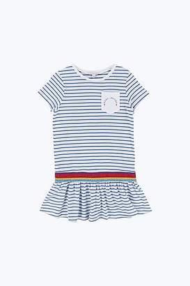 LITTLE MARC Striped Dress