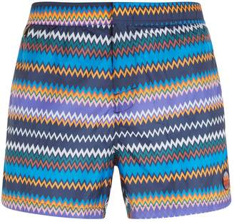 Missoni Zig Zag Swim Shorts