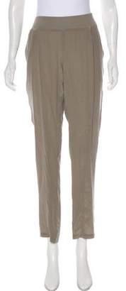 Sass & Bide Mid-Rise Silk Pants w/ Tags