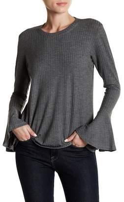 C & C California Alexa Bell Sleeve Shirt