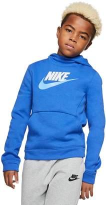 Nike Boy's Sportswear Fleece Pullover Hoodie