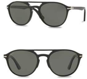 Persol 52MM Polarized Phantos Sunglasses