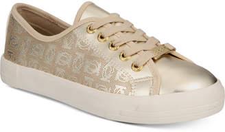 Bebe Sport Dane Lace-Up Sneakers Women's Shoes