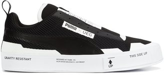 UEG X PUMA 'Court Play' laceless sneakers $130 thestylecure.com