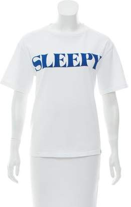Sleepy Jones Printed Jackson T-Shirt w/ Tags