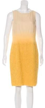 Akris Knee-Length Sheath Dress