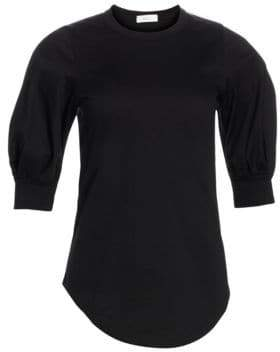 A.L.C. Carol Puff Sleeve T-Shirt