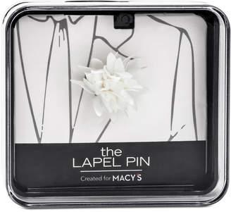 the Gift Men's Flower Lapel Pin
