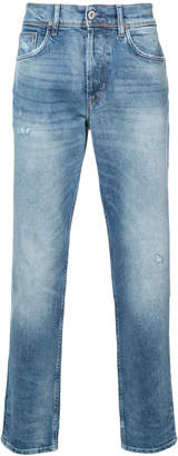 Hudson Sartor relaxed skinny jeans