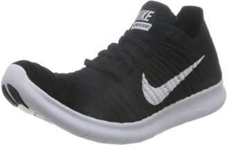 Nike Women's Free Rn Flyknit Running Shoe 7 Women US
