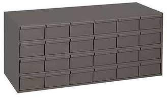 "Durham 24 DRAWER CABINET SYSTEMS-WITH 17"" DEEP EXTRA LARGE CAPACITY DRAWERS, GRAY"