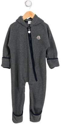 Moncler Boys' Hooded Fleece All-In-One