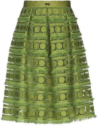 SONIA FORTUNA Knee length skirts
