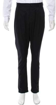 Sacai Flat Front Casual Pants w/ Tags