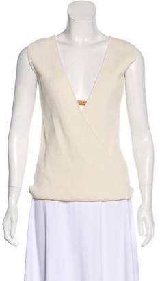 Kaufman Franco KAUFMANFRANCO Sleeveless Knit Top