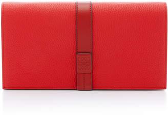 Loewe Textured-Leather Shoulder Bag