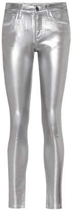 Roberto Cavalli Stretch-cotton skinny pants