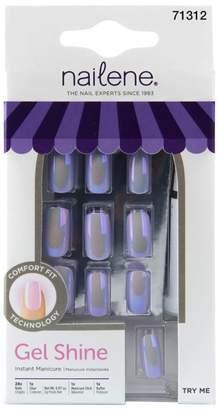 Nailene Gel Shine - Iridescent Lilac