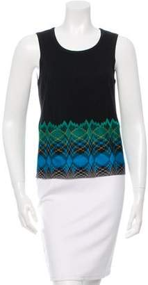 Missoni Sleeveless Pattered Top w/ Tags