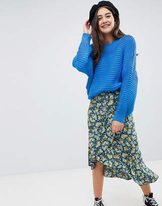 Glamorous batwing sweater
