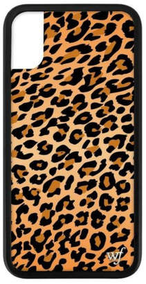 Wildflower Cases Leopard iPhone Xr Case