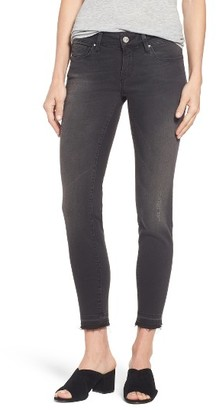 Women's Mavi Jeans Serena Stretch Ankle Skinny Jeans $98 thestylecure.com