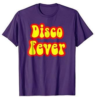 Retro Vintage 70's Style Disco Fever Gift T-Shirt