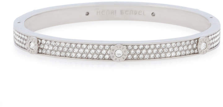 Miss Bendel Pave Bangle Bracelet