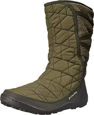 Columbia Women's Minx Mid Slip Tweed Winter Boot $36 thestylecure.com