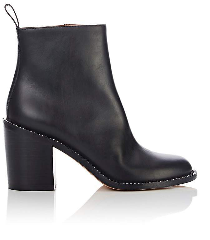 Givenchy Women's Chain-Trimmed Ankle Boots