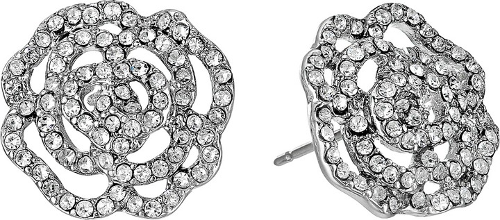 Kate SpadeKate Spade New York - Crystal Rose - S/O Studs Earrings Earring