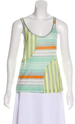 Proenza Schouler Sleeveless Striped Top