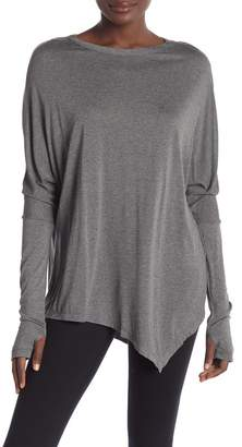 Sen Passion Asymmetrical Long Sleeve Top