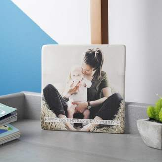 Morgan Olivia Ltd First Mother's Day Ceramic Photo Print Tile