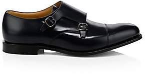 Church's Men's Detroit Monk Strap Leather Shoes