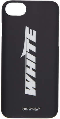 Off-White Black Wing Off iPhone 8 Case